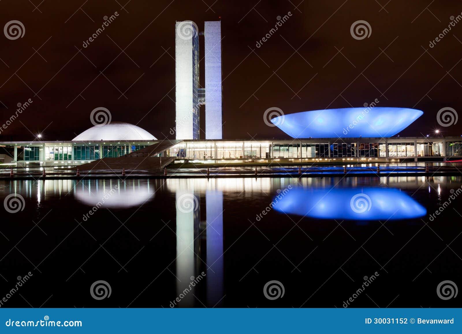 Brazylia kongres narodowy w Brasilia