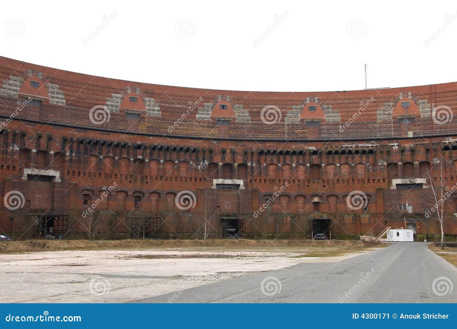 Kongresshalle纽伦堡