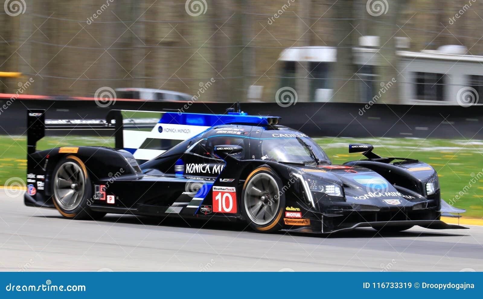 Konica Minolta Cadillac Wayne Taylor Racing Editorial ...