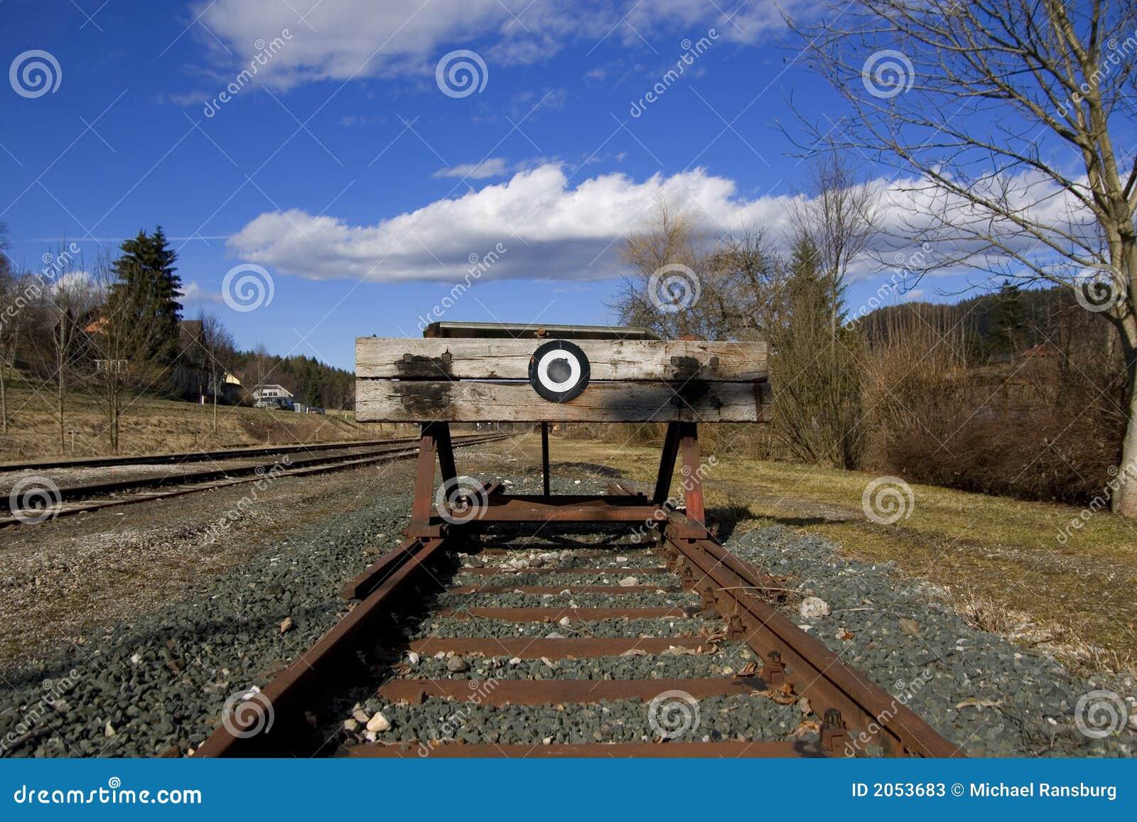 Koniec linii kolejowych