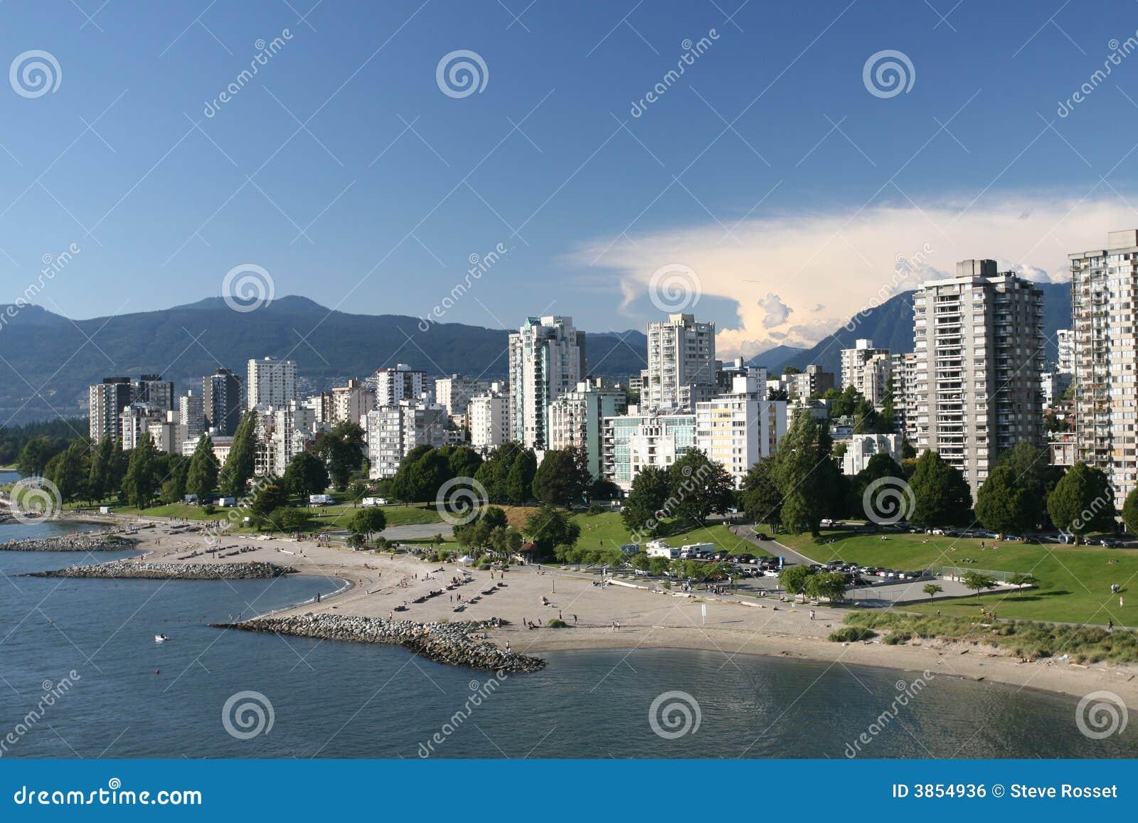 Koniec Vancouver west