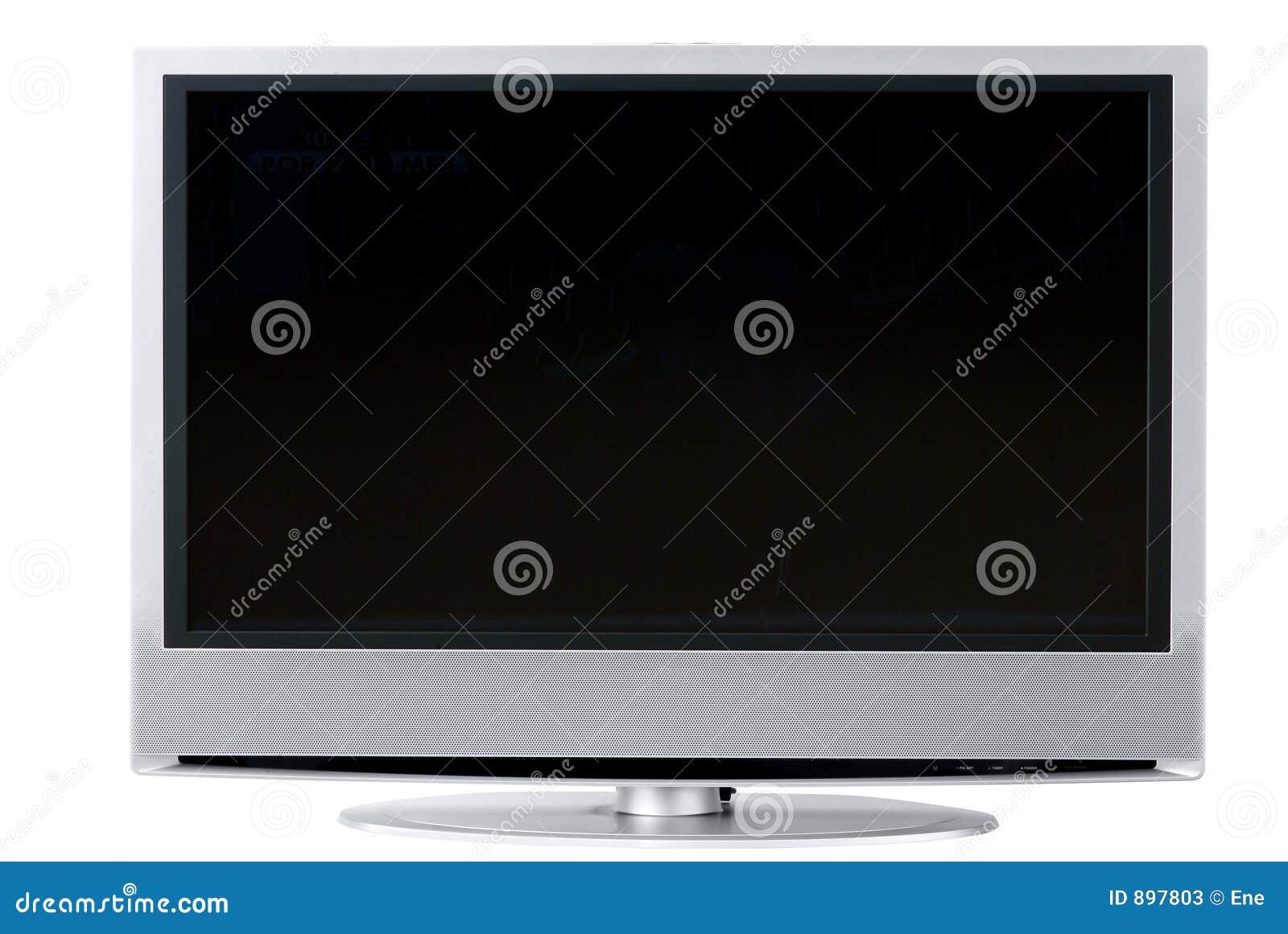Koniec wysoki lcd tv