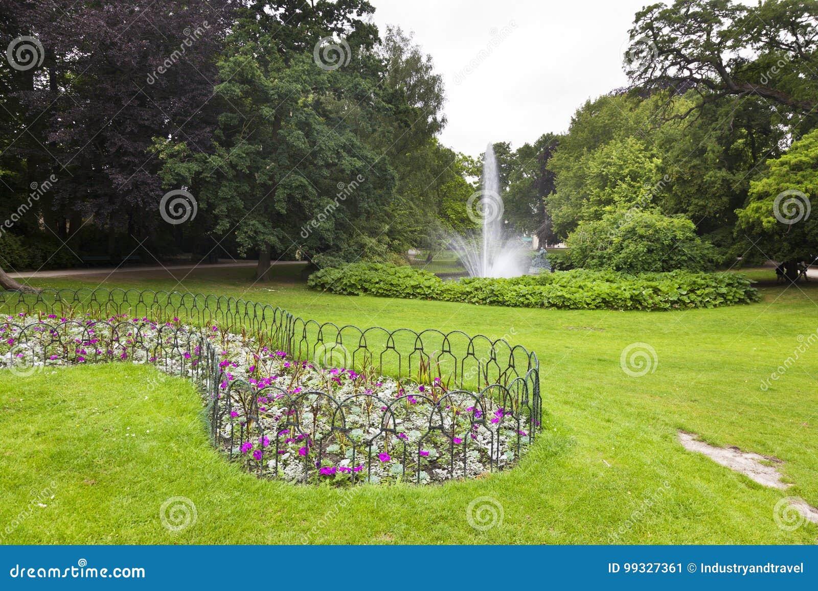 Koningin Astridpark στη Μπρυζ