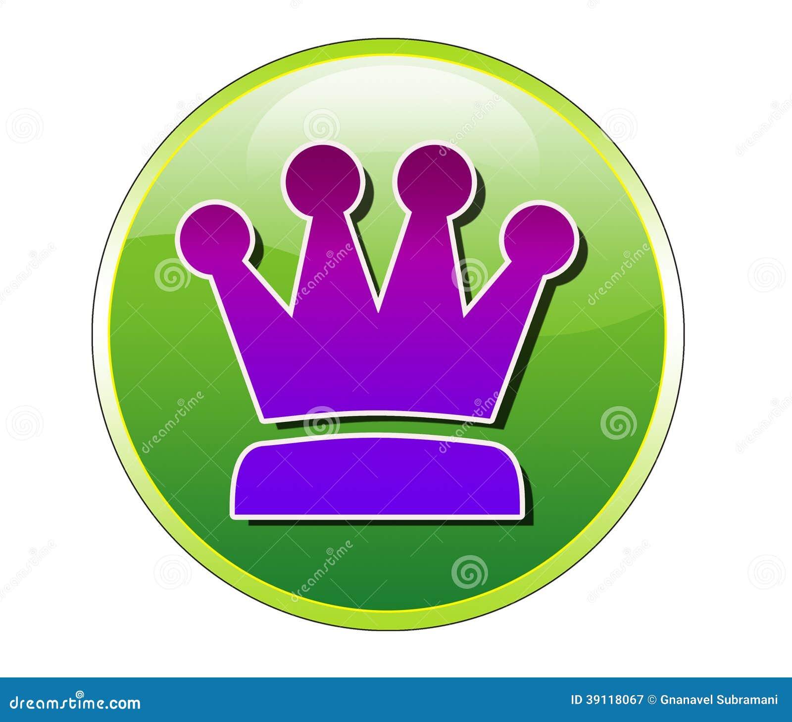 Koningin Icon