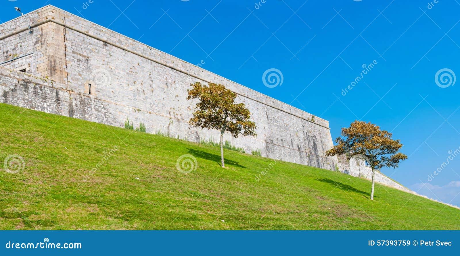 Koninklijke Citadel in Plymouth