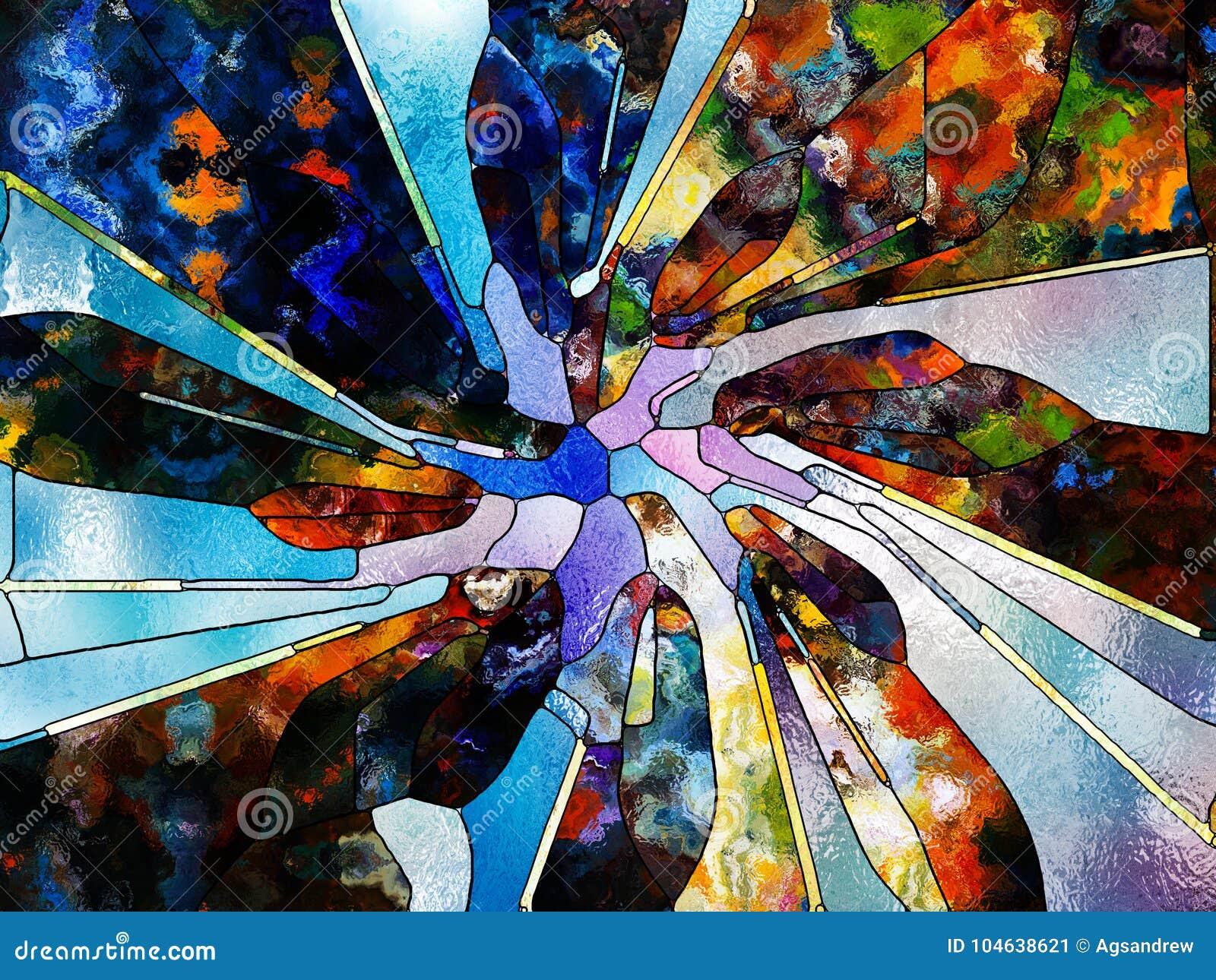 Download Koninkrijken Van Kleurenafdeling Stock Illustratie - Illustratie bestaande uit samenstelling, achtergrond: 104638621