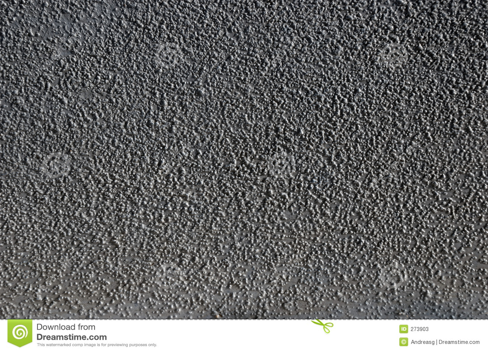 Konkret kornig textur