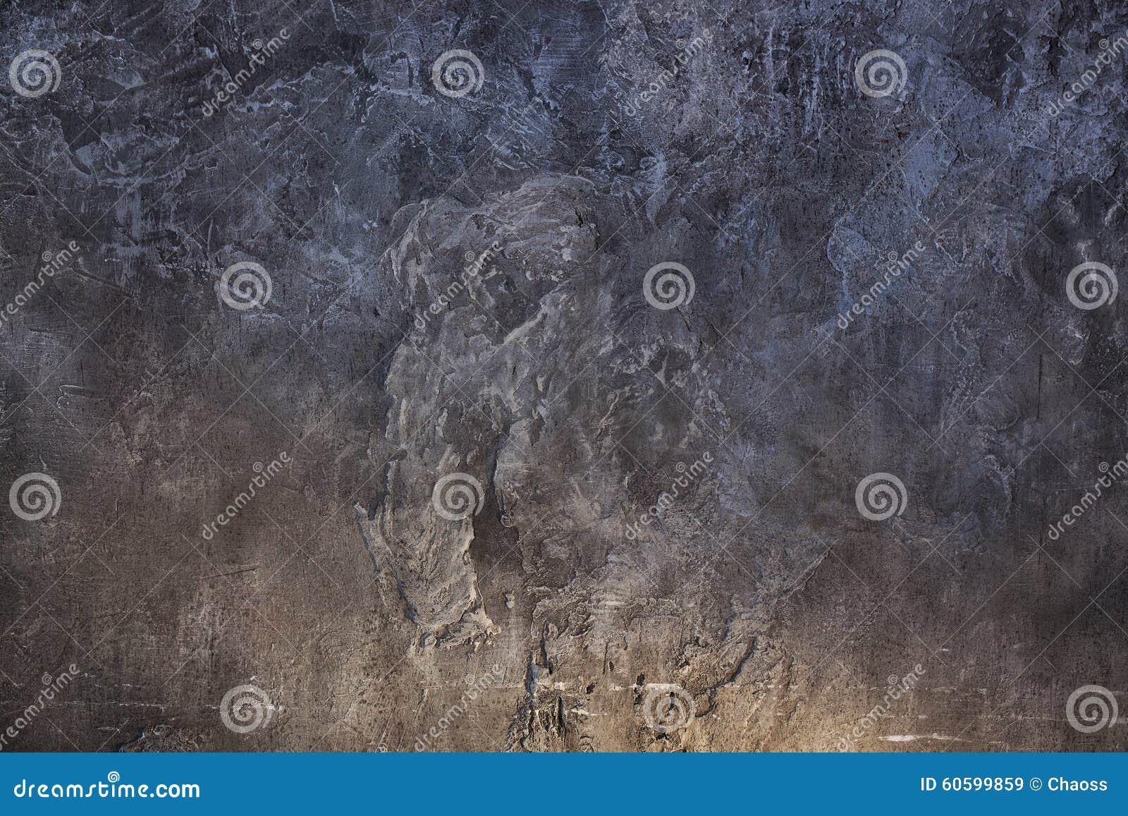 Konkret ljus medelfläckvägg för bakgrund