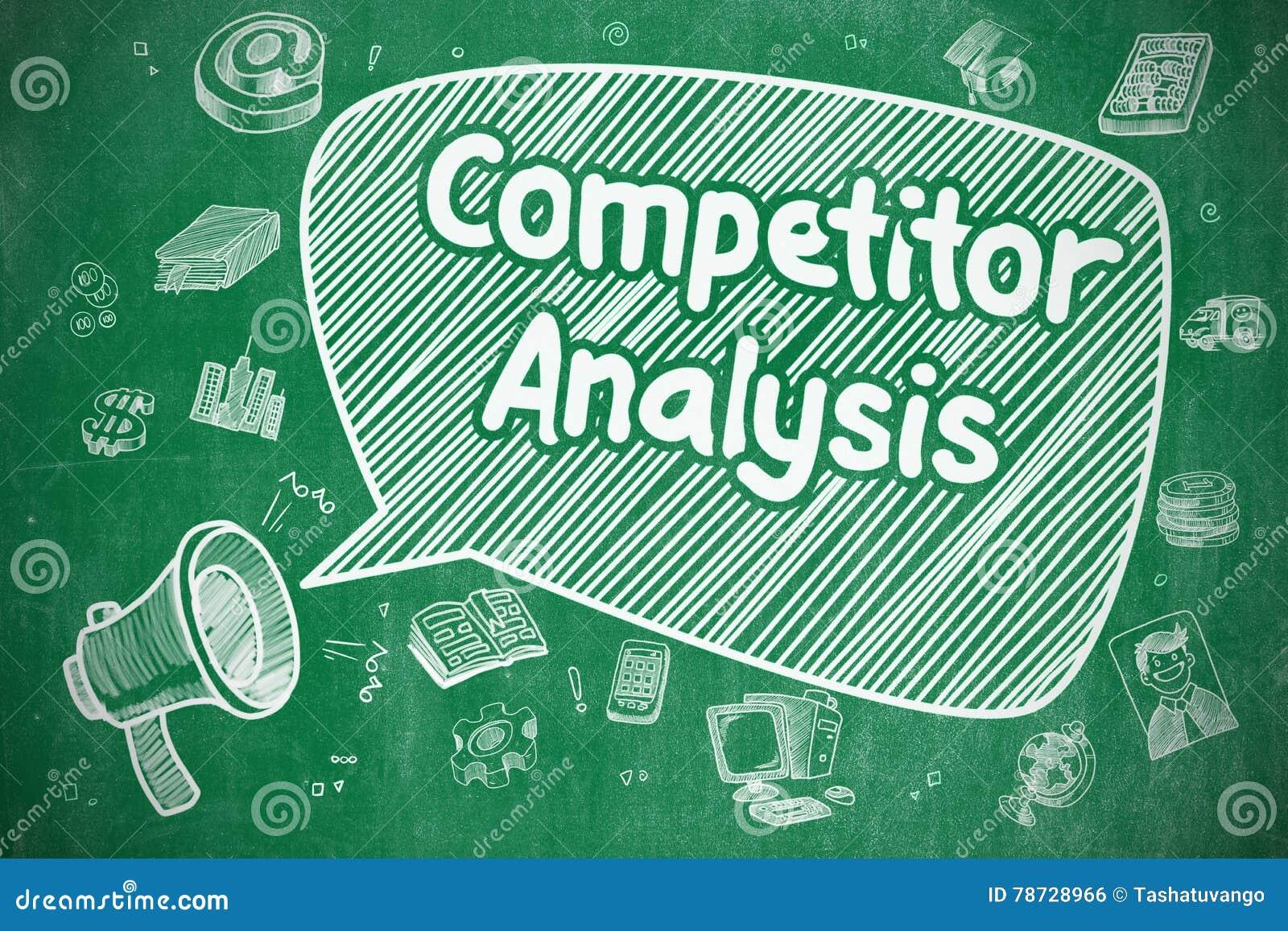 Konkurrentanalys - affärsidé
