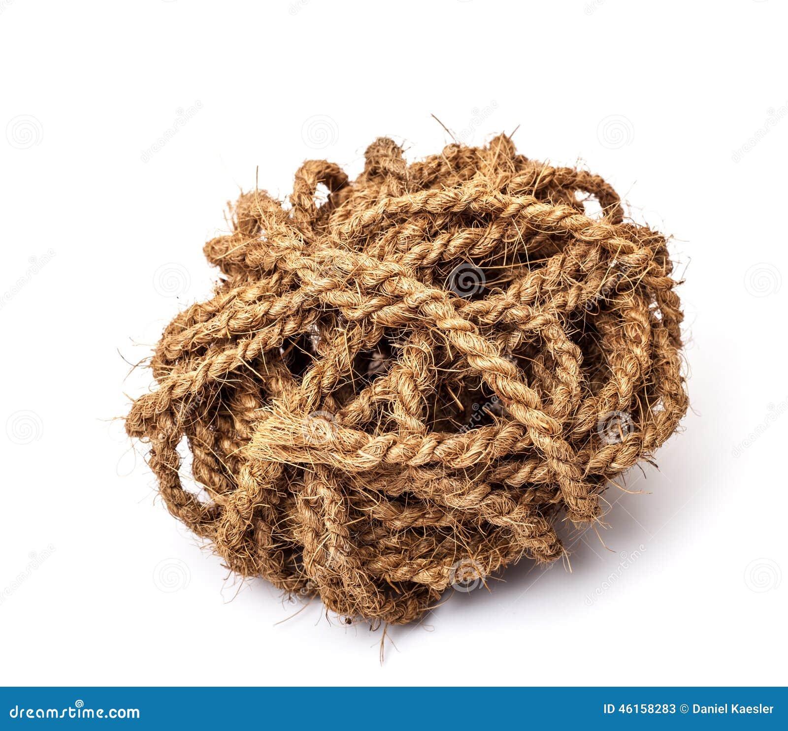 Konopie rope