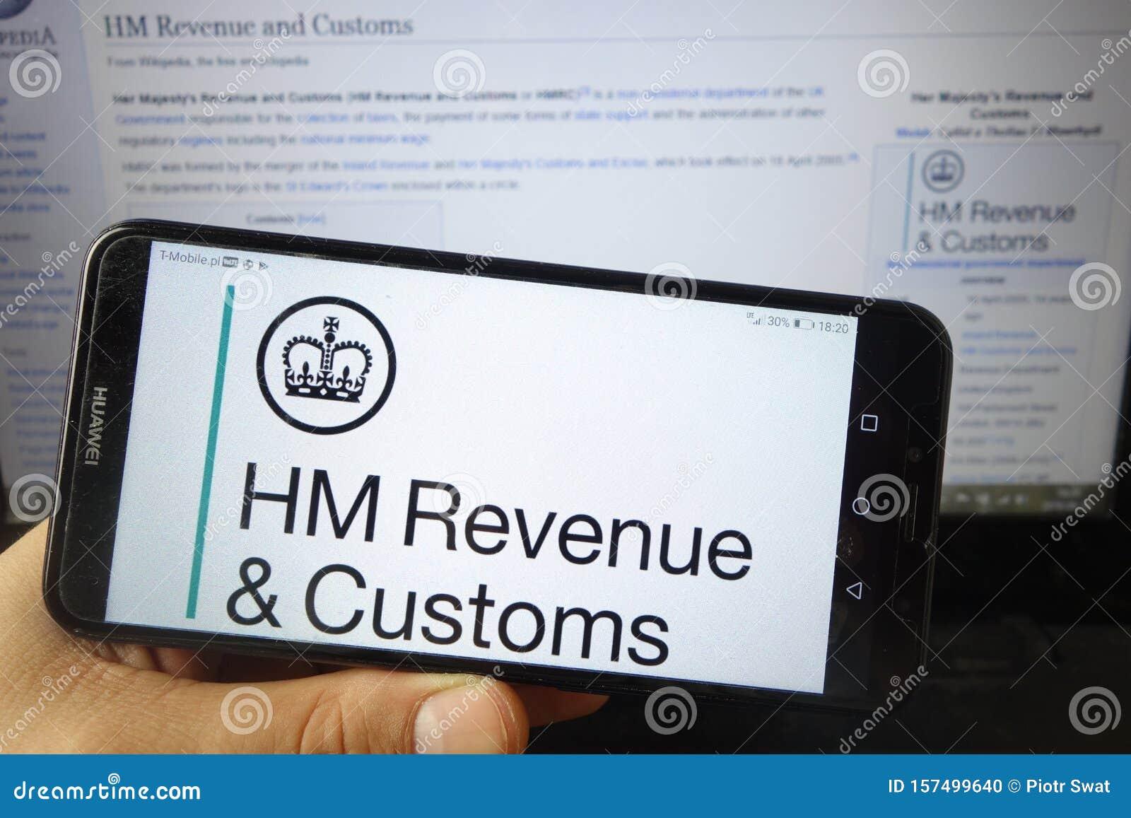 Hm revenue and customs business plan