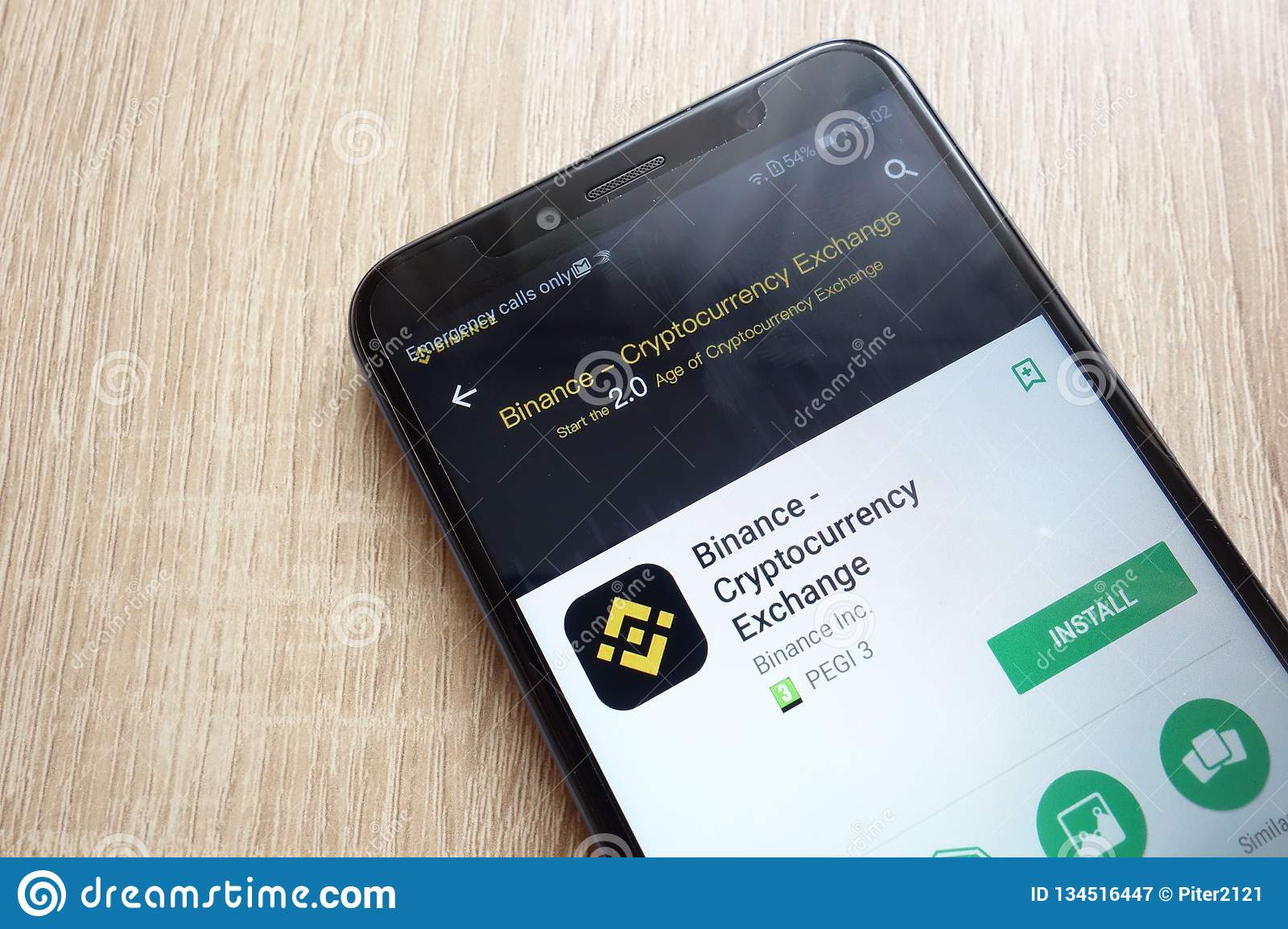 Binance - Cryptocurrency Exchange App On Google Play Store