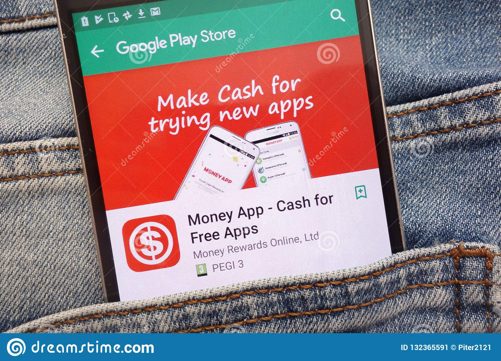 Money App - Cash For Free Apps On Google Play Store Website