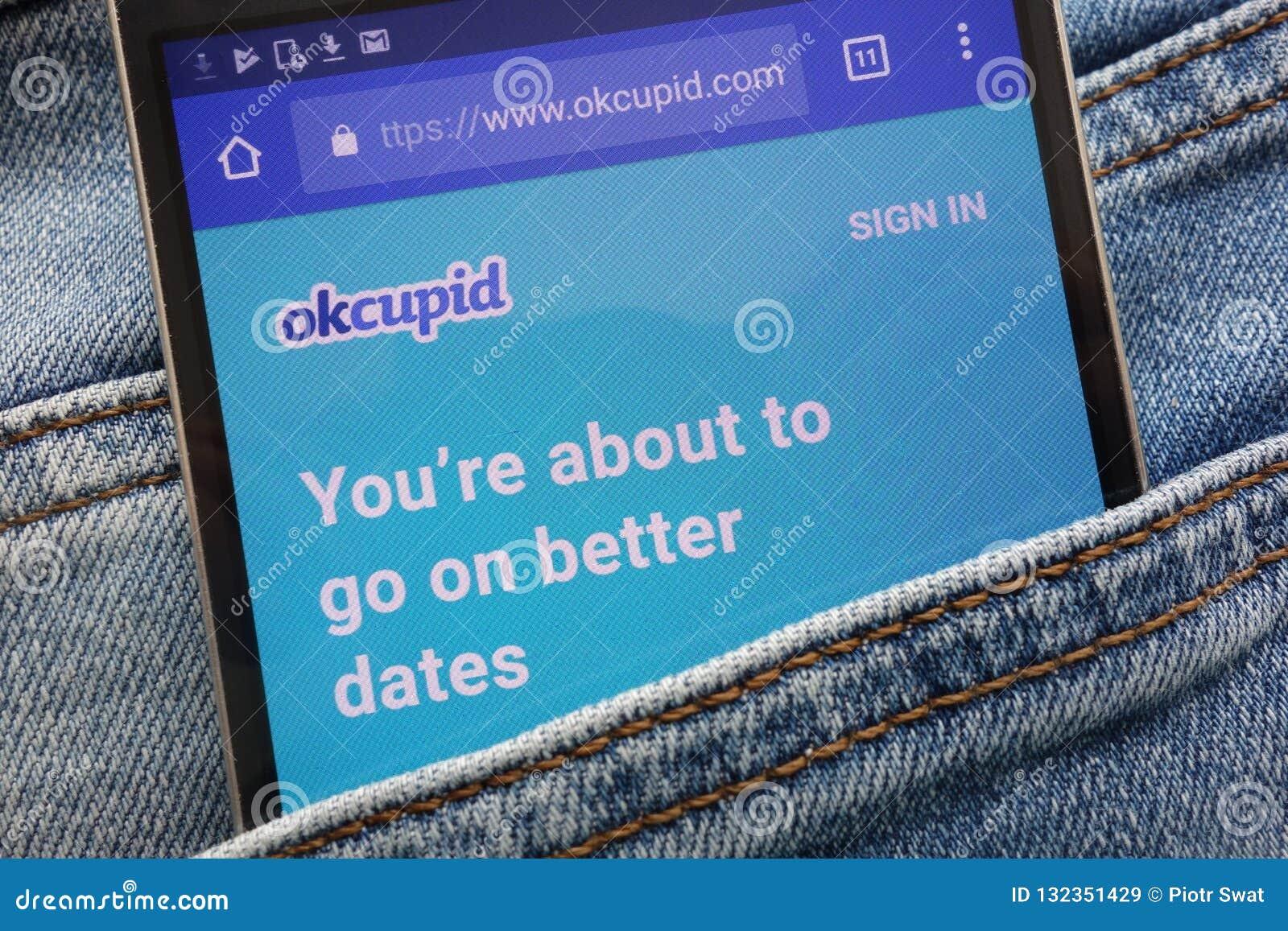 In sign okcupid com OkCupid Sign