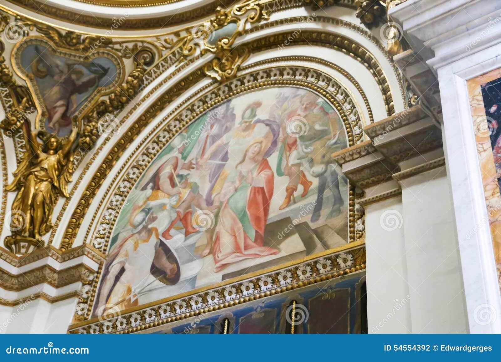 Konst av St Peter Basilica, Vaticanen