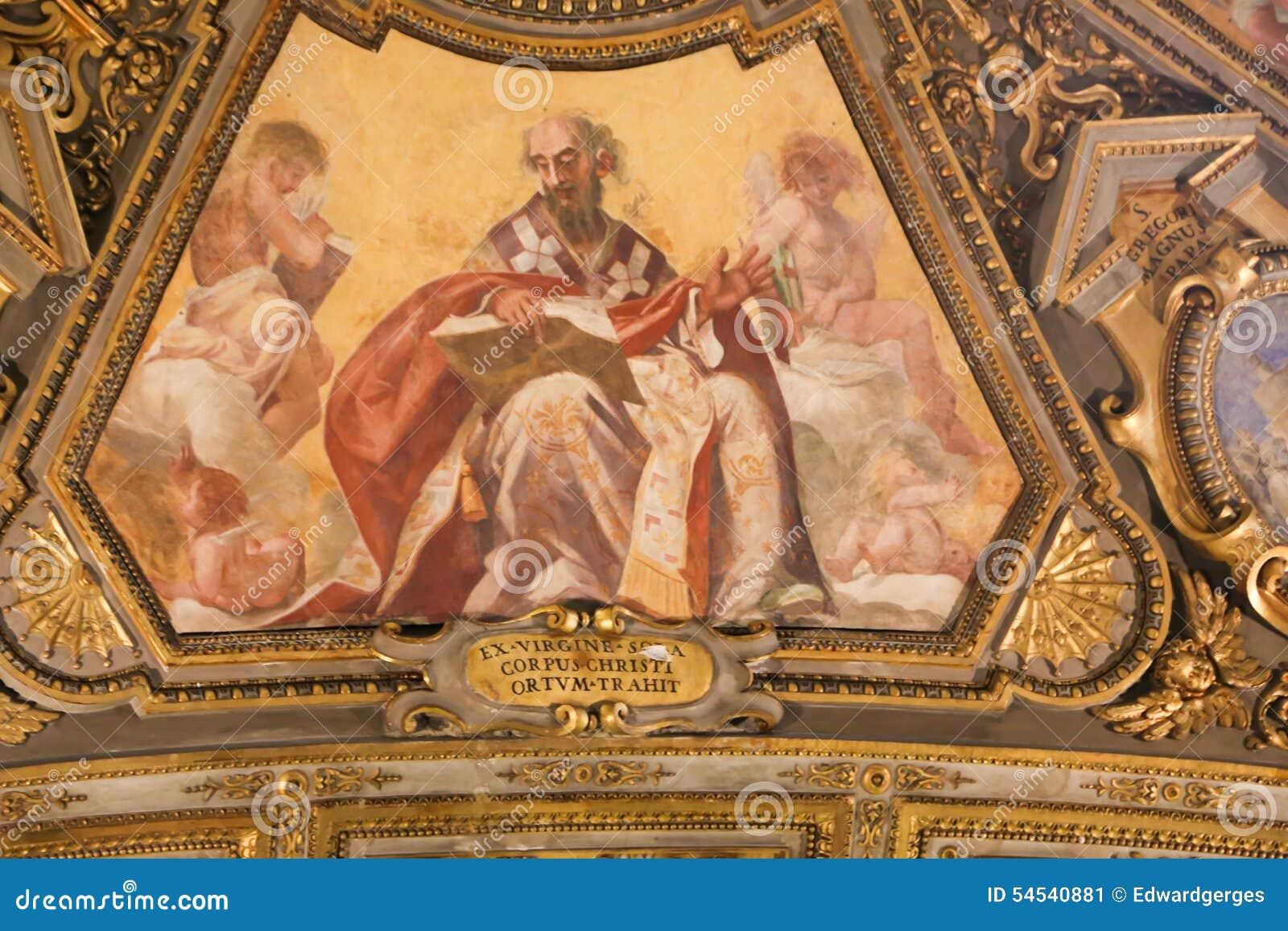 Konster av basilikan för St Petero, Vaticanen