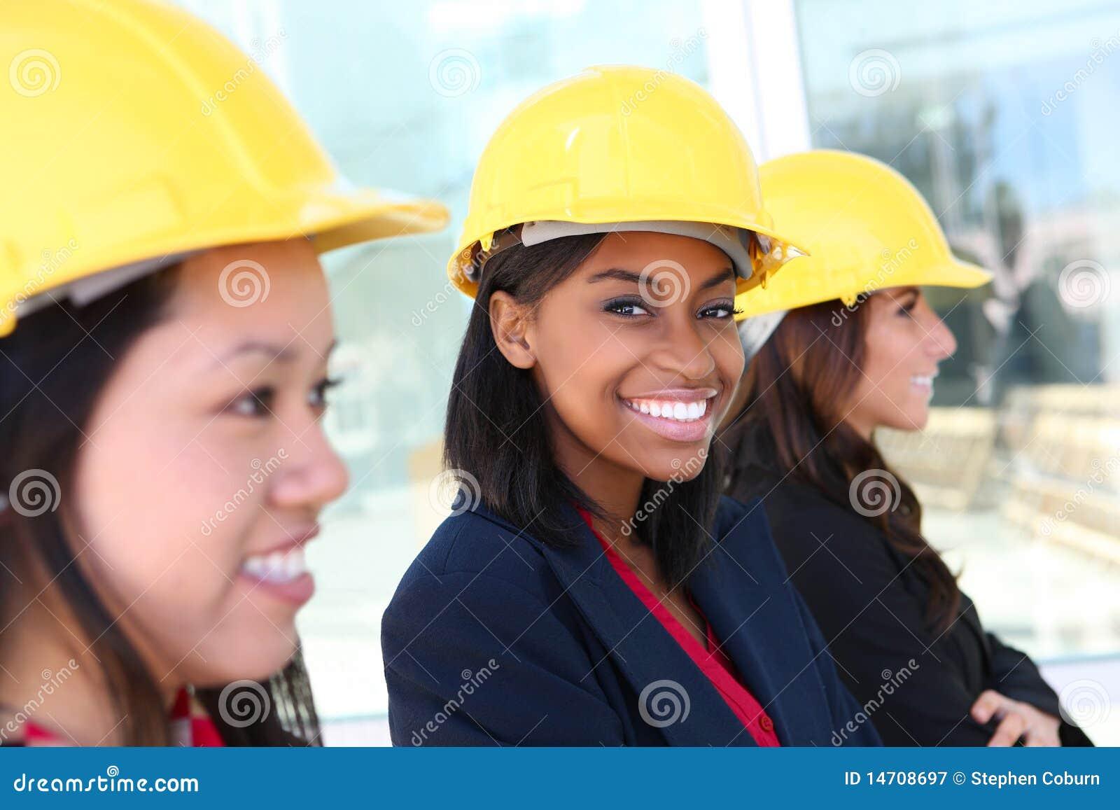 Konstruktionslagkvinna