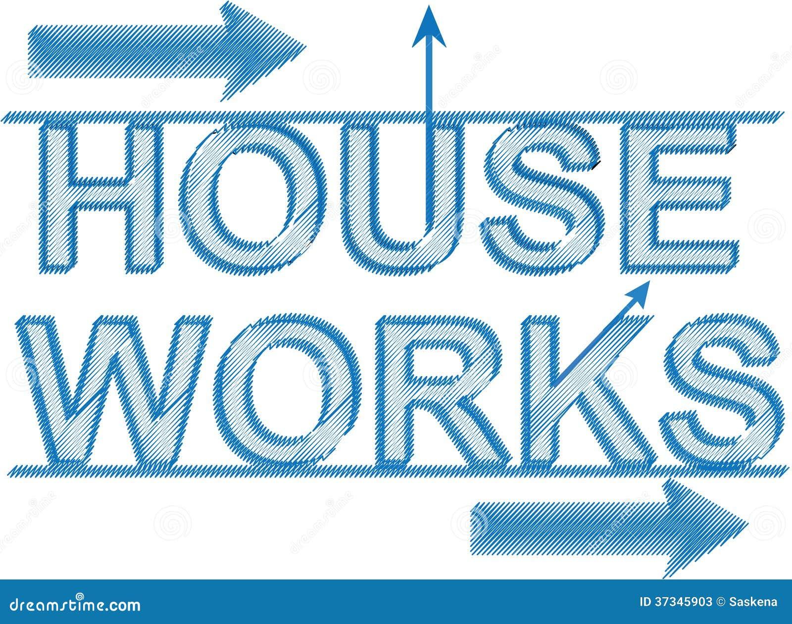 Konstruktionstecken - husarbeten