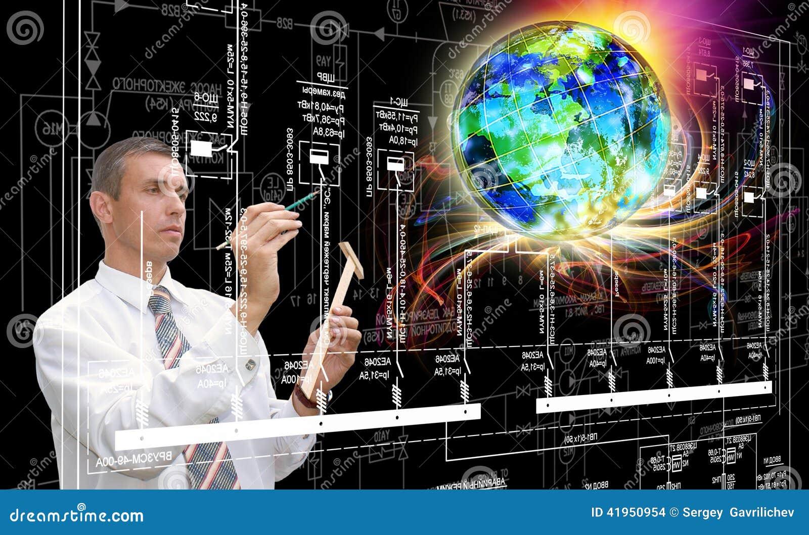Konstruować Przemysłowe technologie komunikacyjne Inżyniera projektant