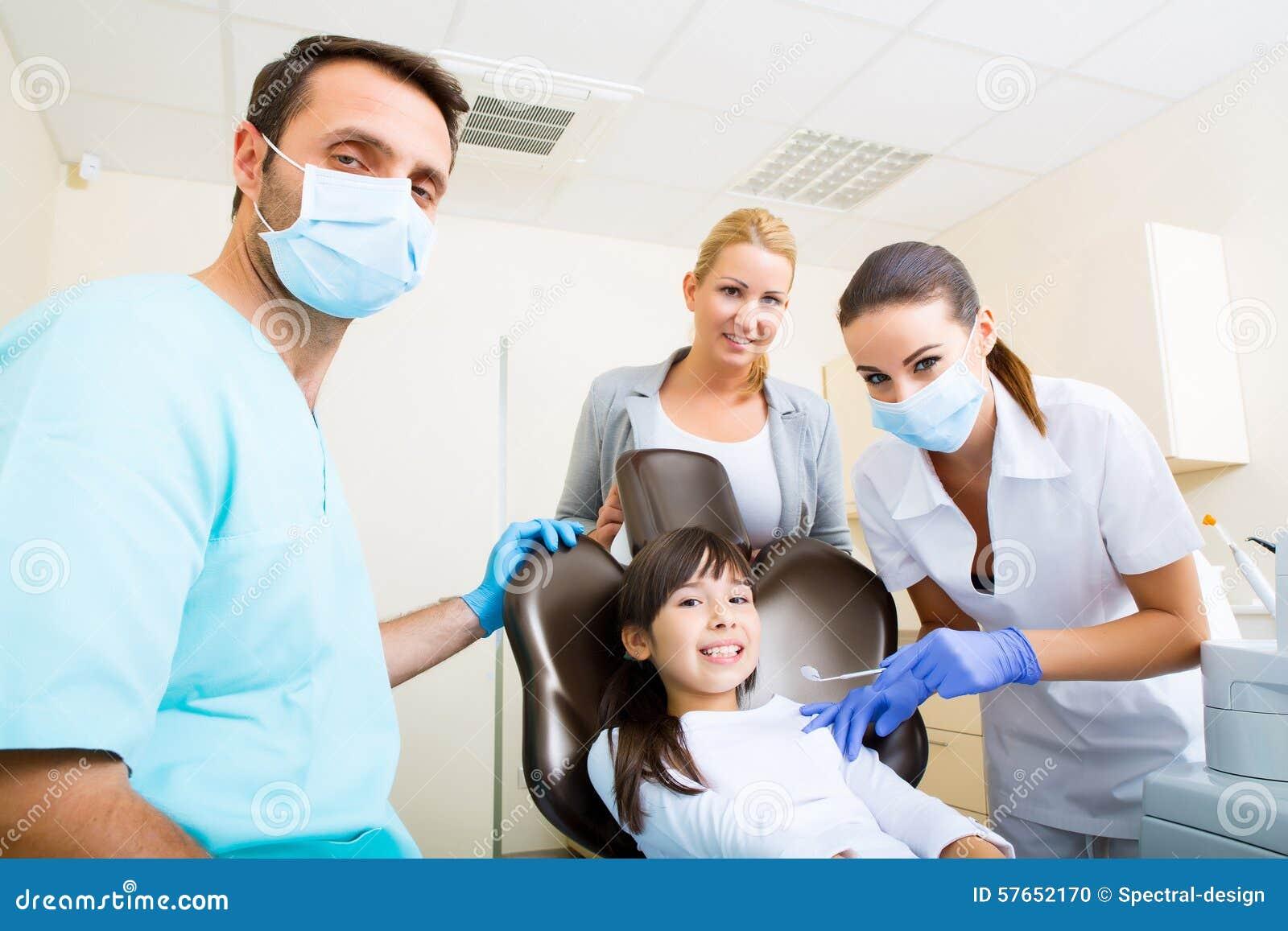 Konsultacja przy dentystą