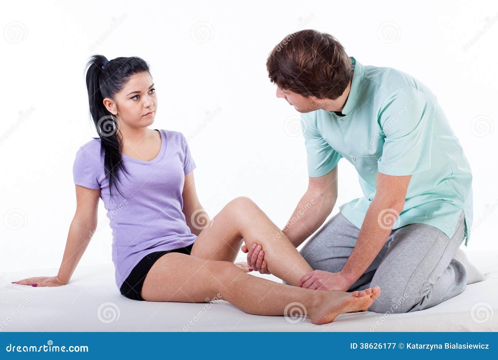 Konsultation med rehabiliteringspecialisten