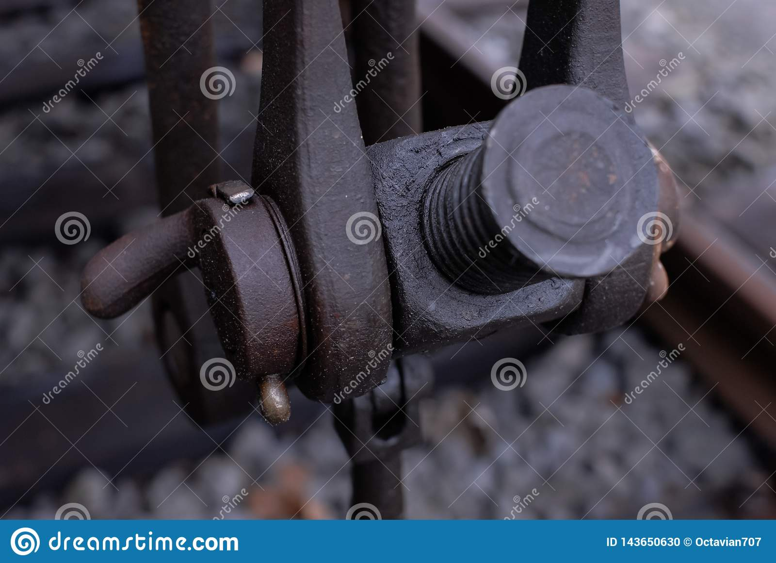 Kontaktdon mellan drevvagnar