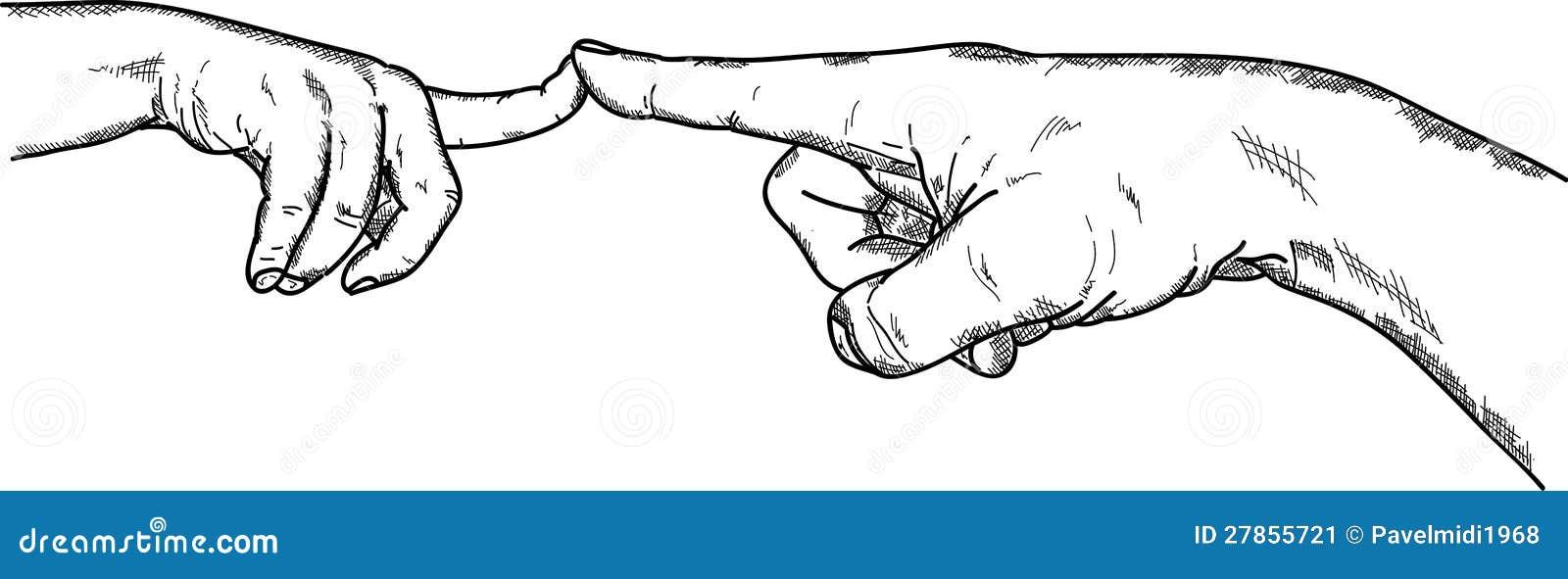 Kontaktowi palce