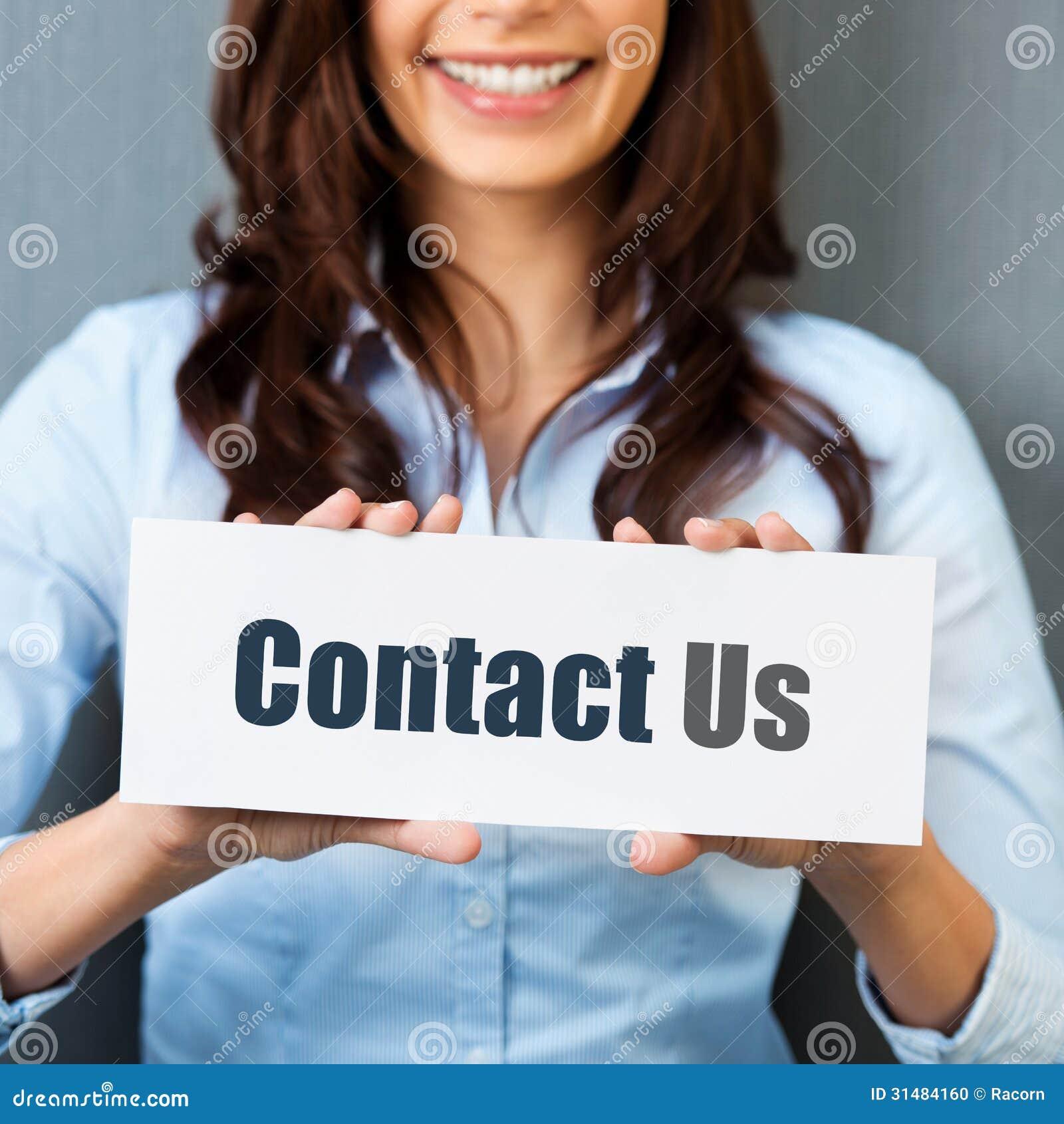 Kontaktuje się my