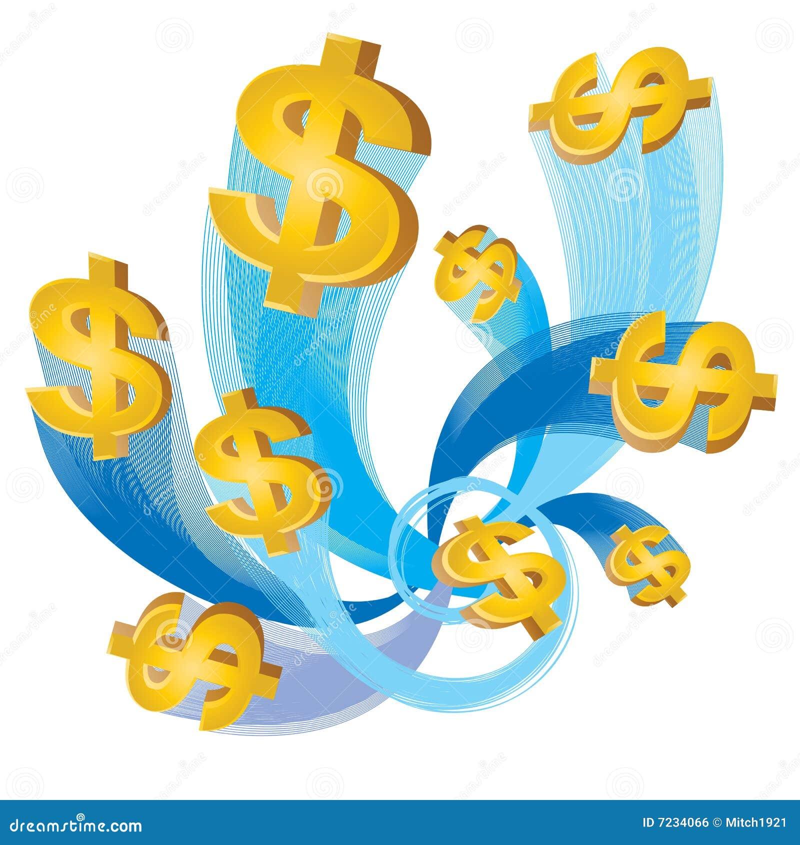 Kontant dollarflöde