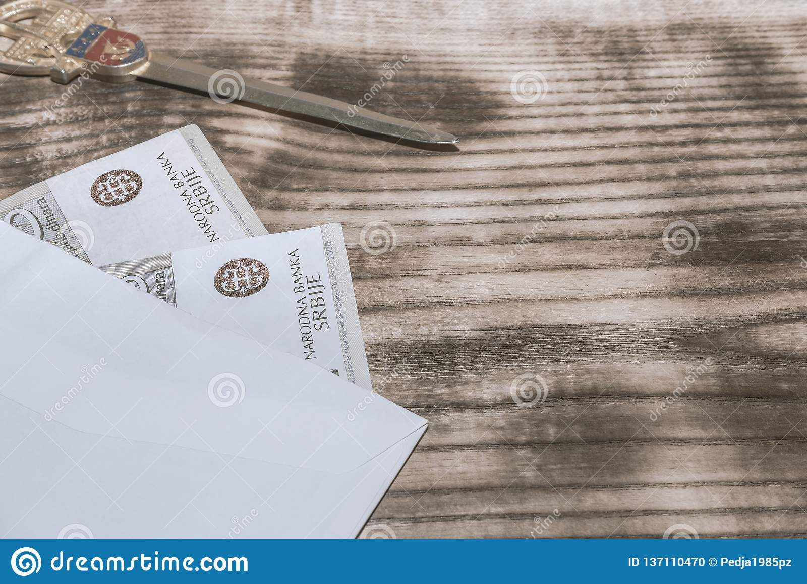 Kontant kuvert