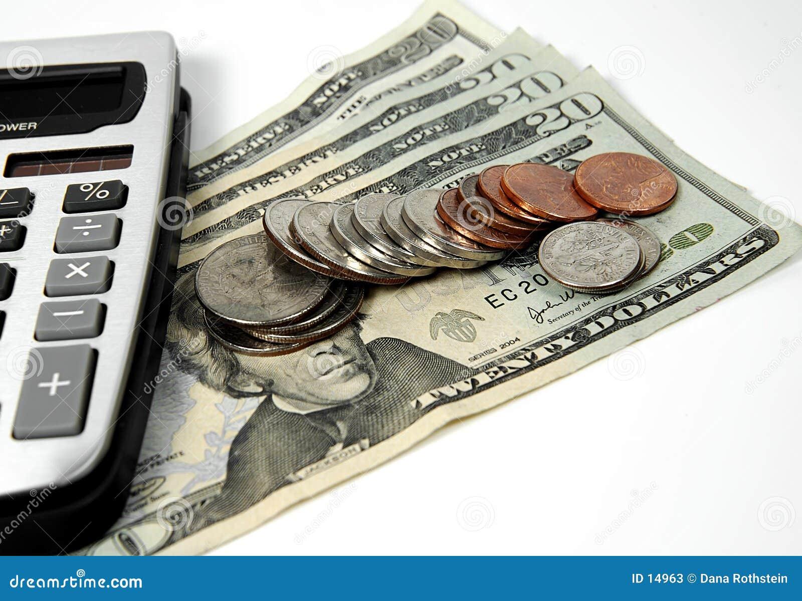 Kontant pengar