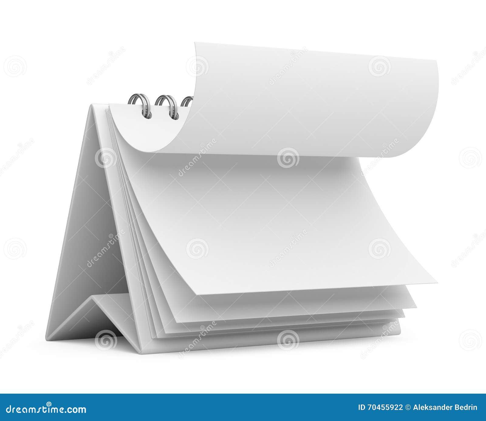 Kontorsaffärskalender symbol 3d