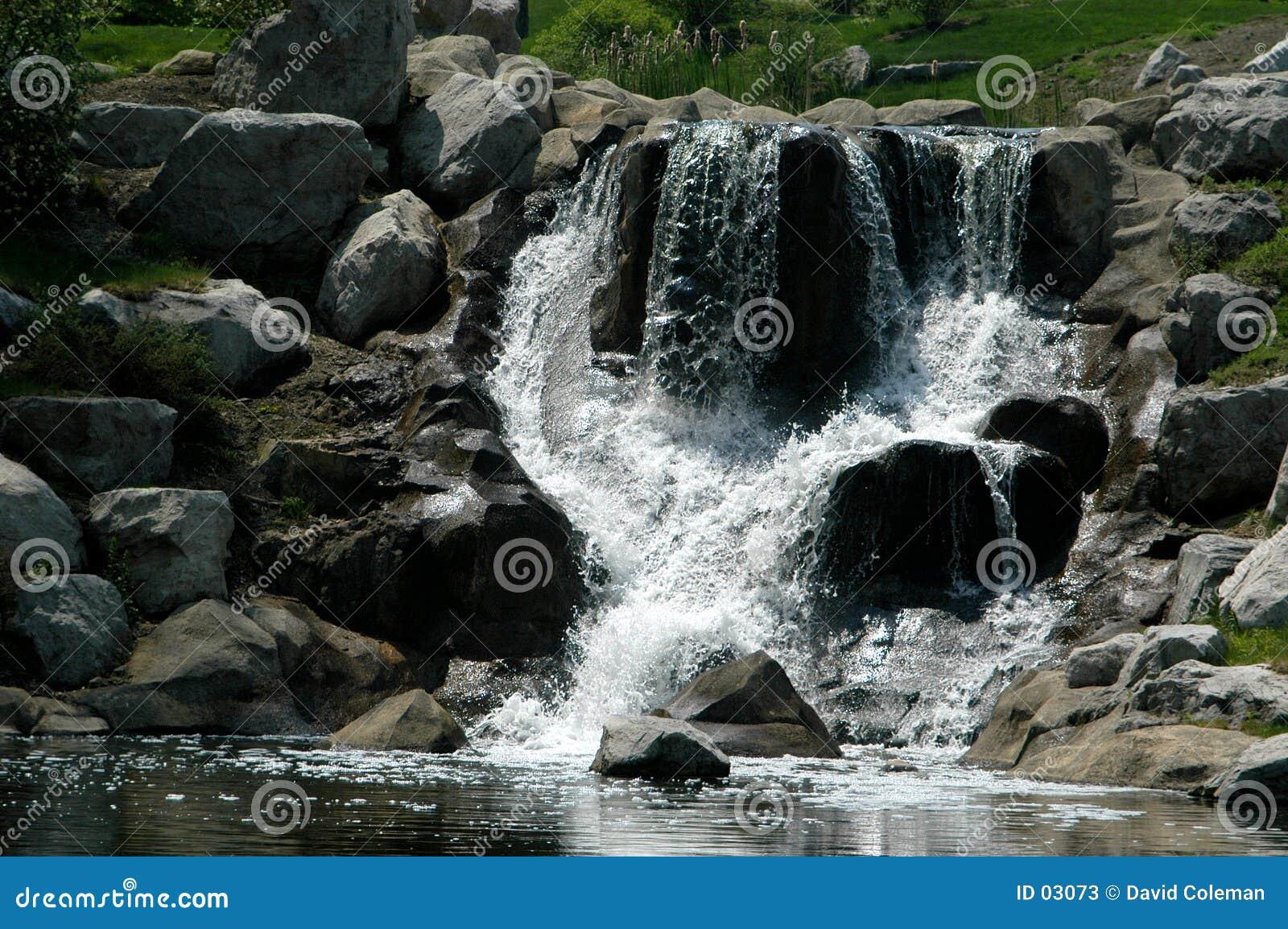 Kontorsvattenfall