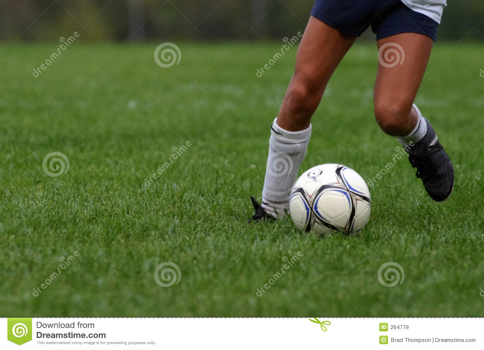 Kontrollera fotboll
