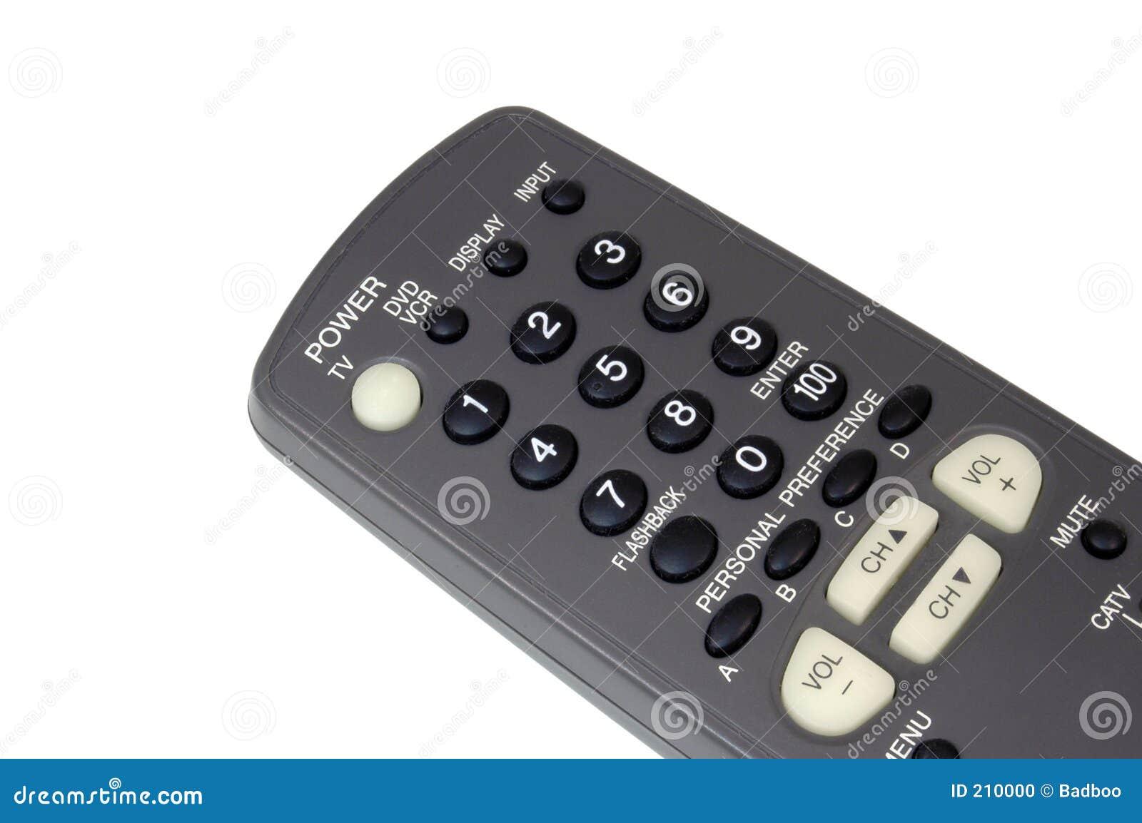 Kontrollera remoten