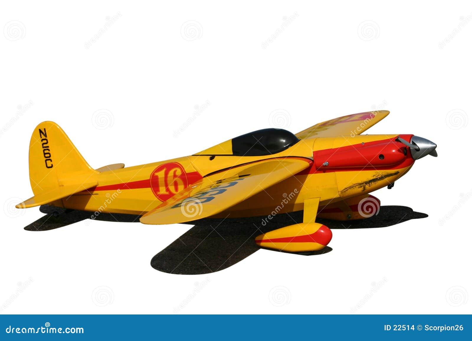 Kontrolliertes Radioflugzeug