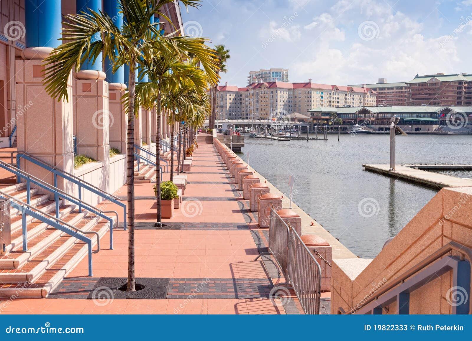 Konwenci śródmieście Tampa