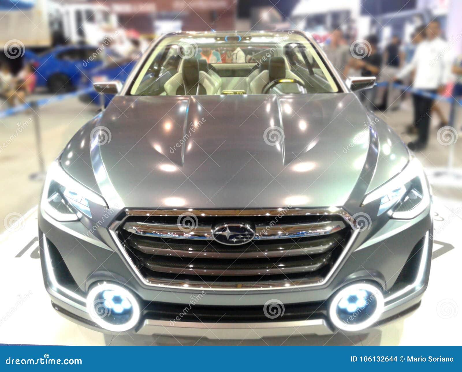 Konzept-Auto Viziv 2