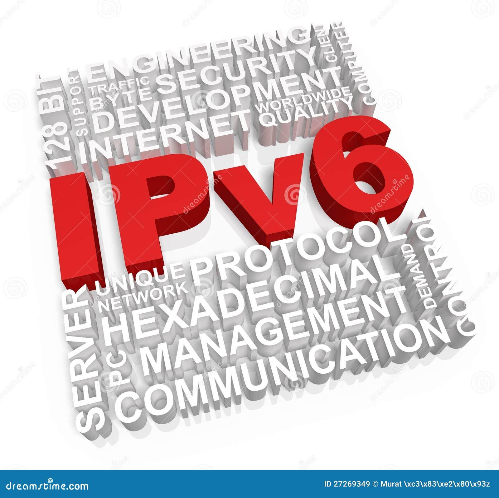 Konzept Ipv6