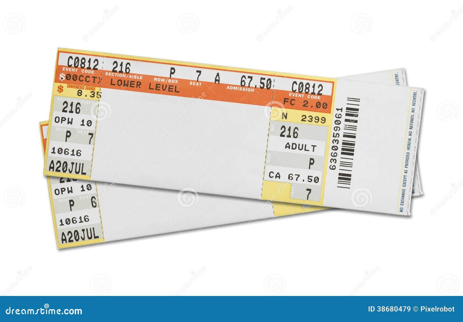 Großartig Konzert Ticket Vorlage Wort Bilder - Beispiel ...