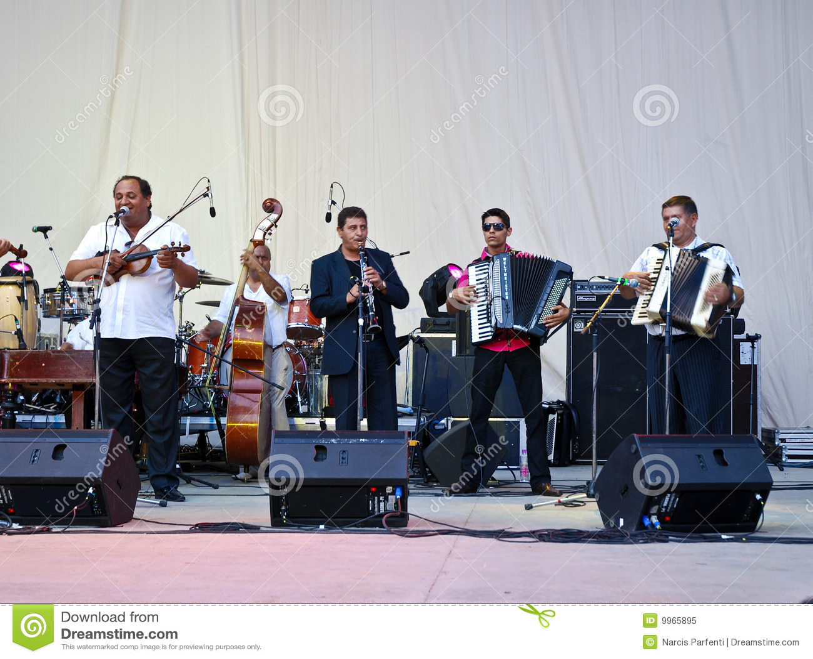 Konzert Tarafde Haidouks In