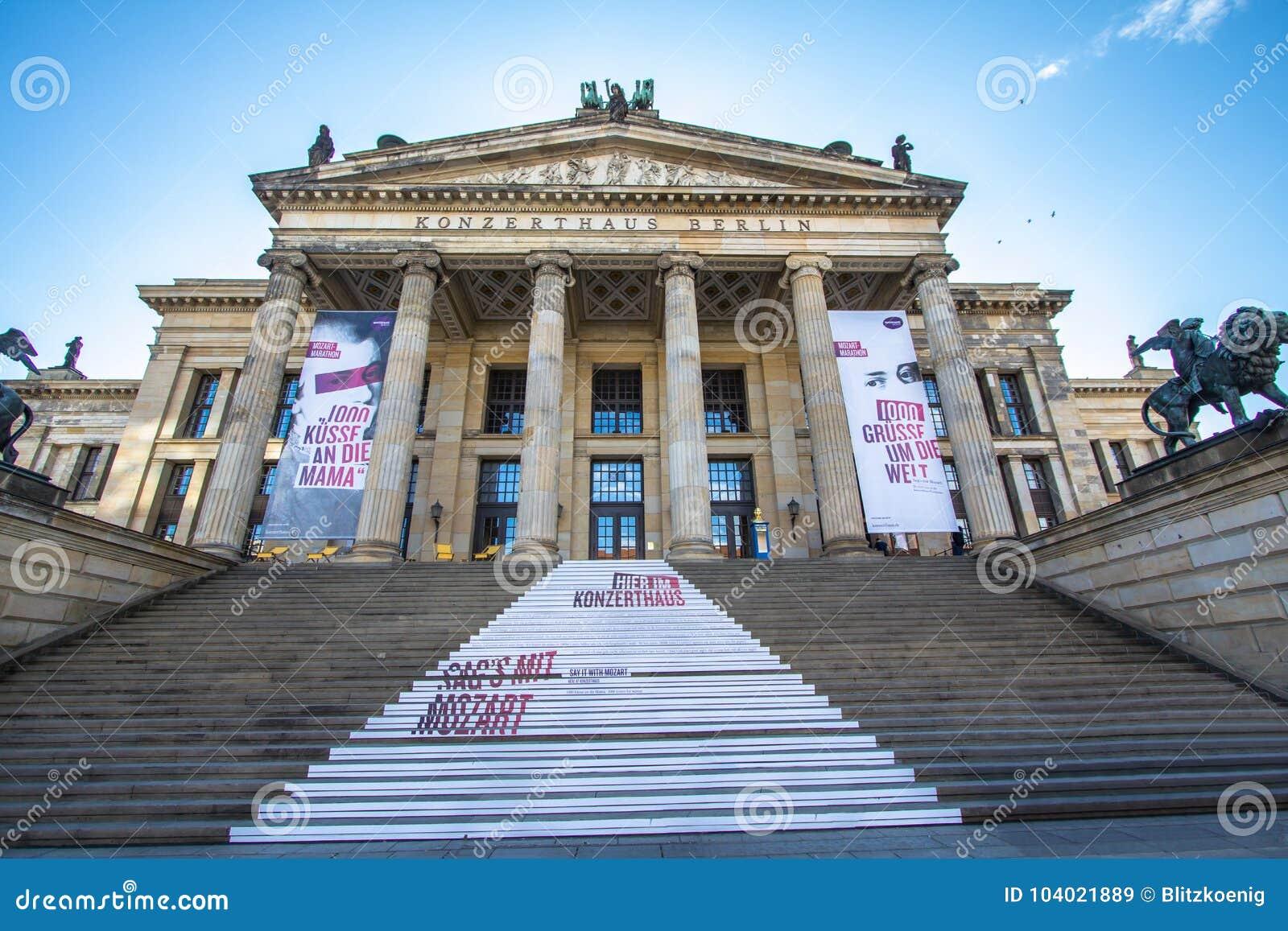 Konzerthaus, Berlijn, Duitsland
