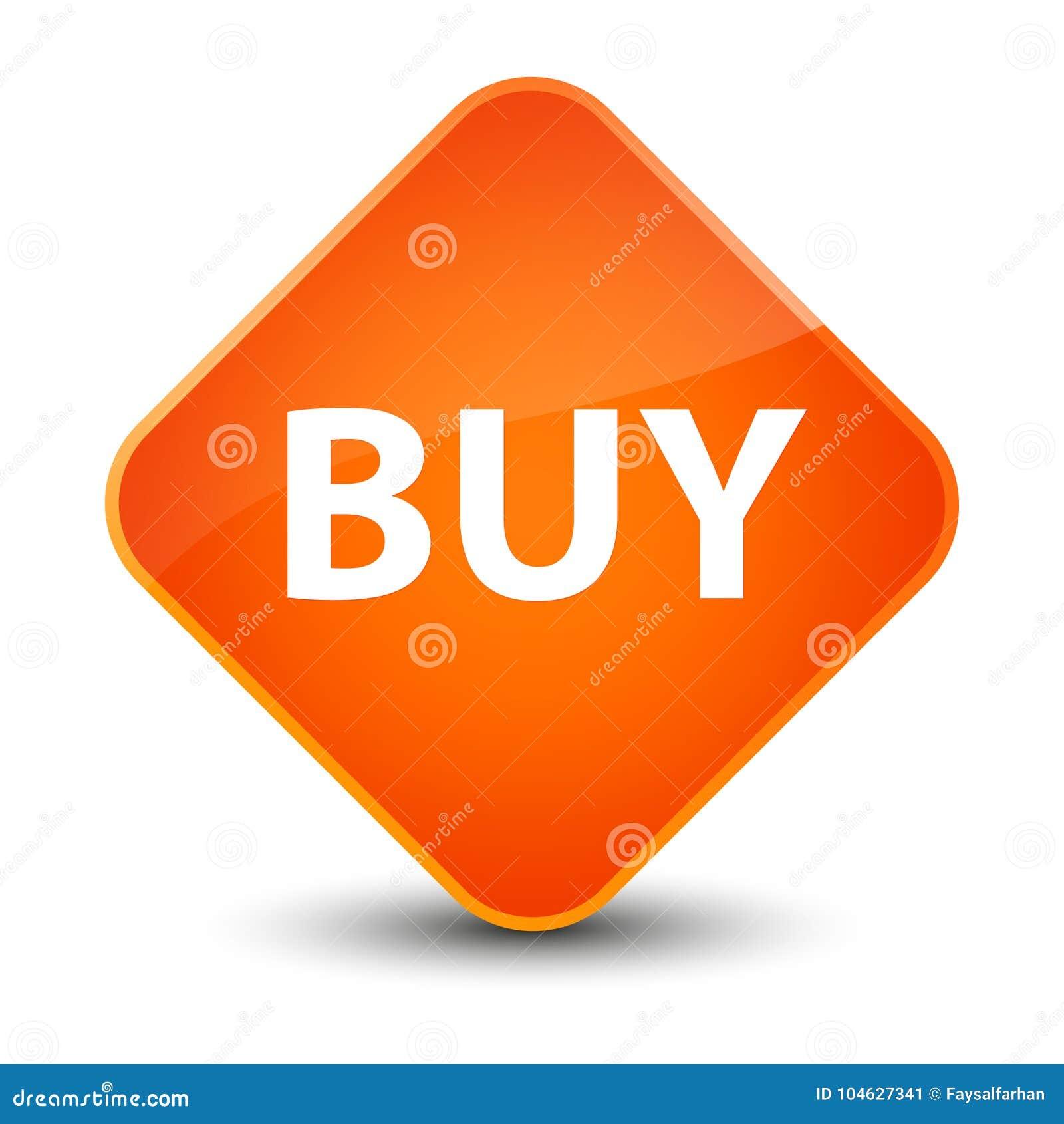 Download Koop Elegante Oranje Diamantknoop Stock Illustratie - Illustratie bestaande uit elegant, zaken: 104627341