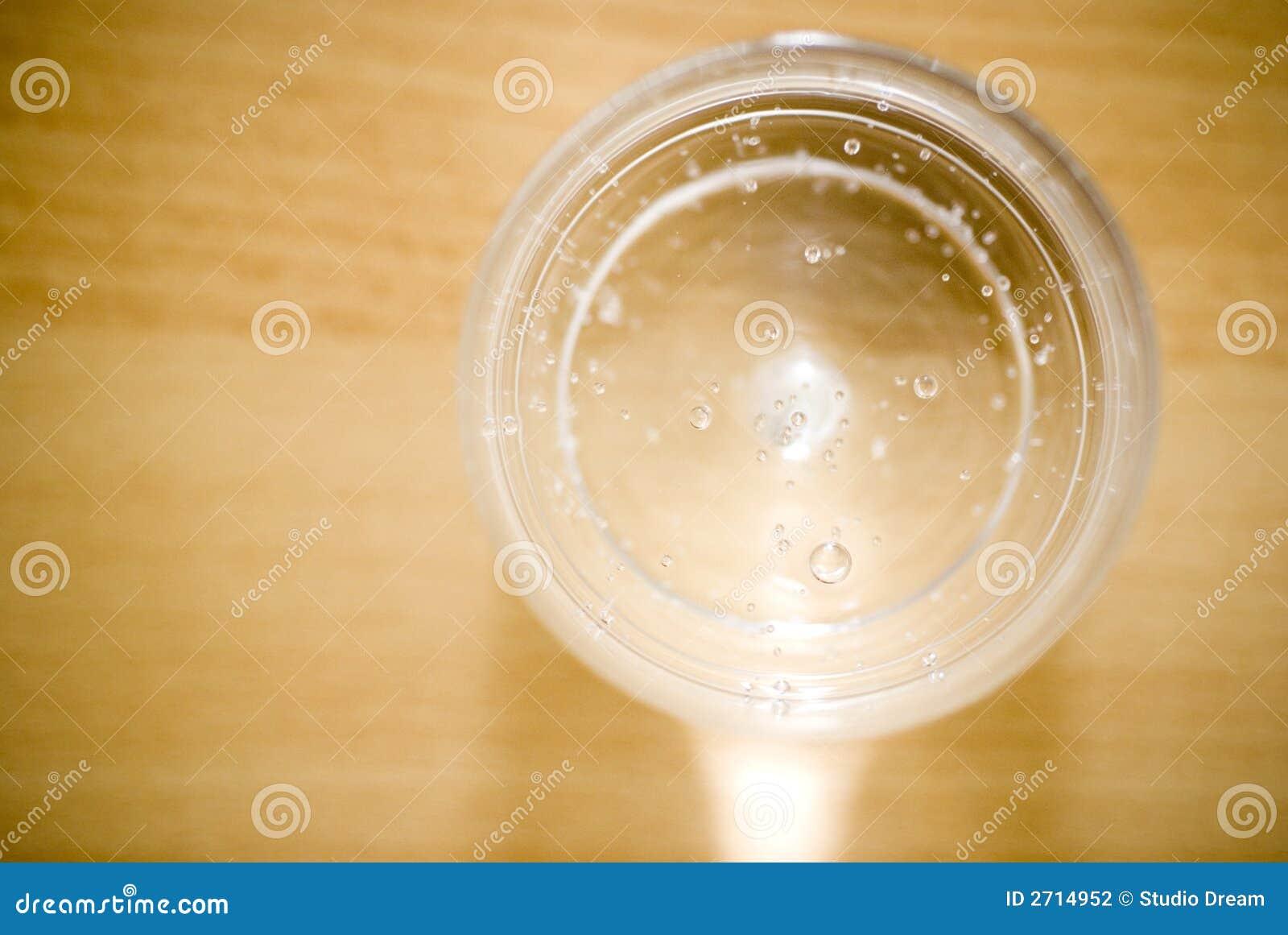 Kop van sodawater
