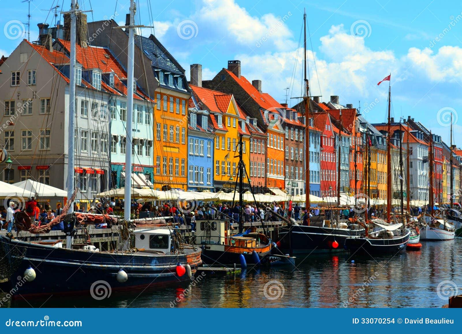 Kopenhaga, Dani