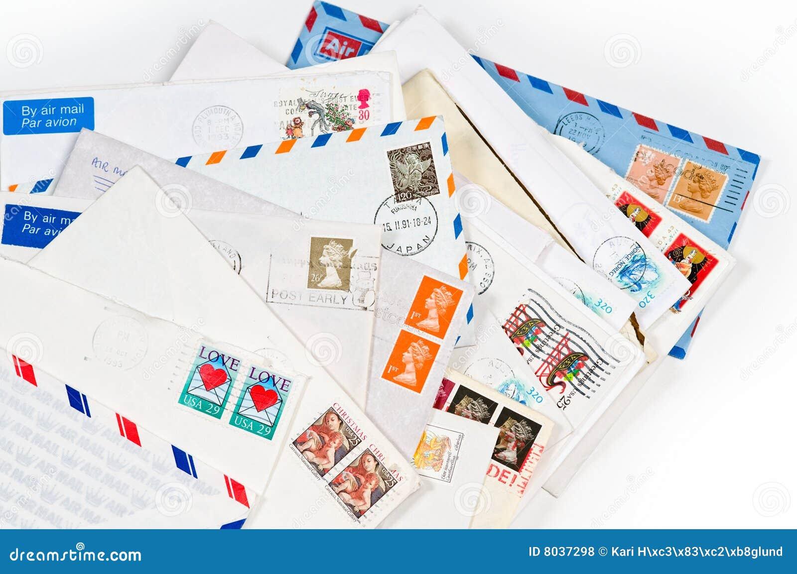 Kopert listów stary stos