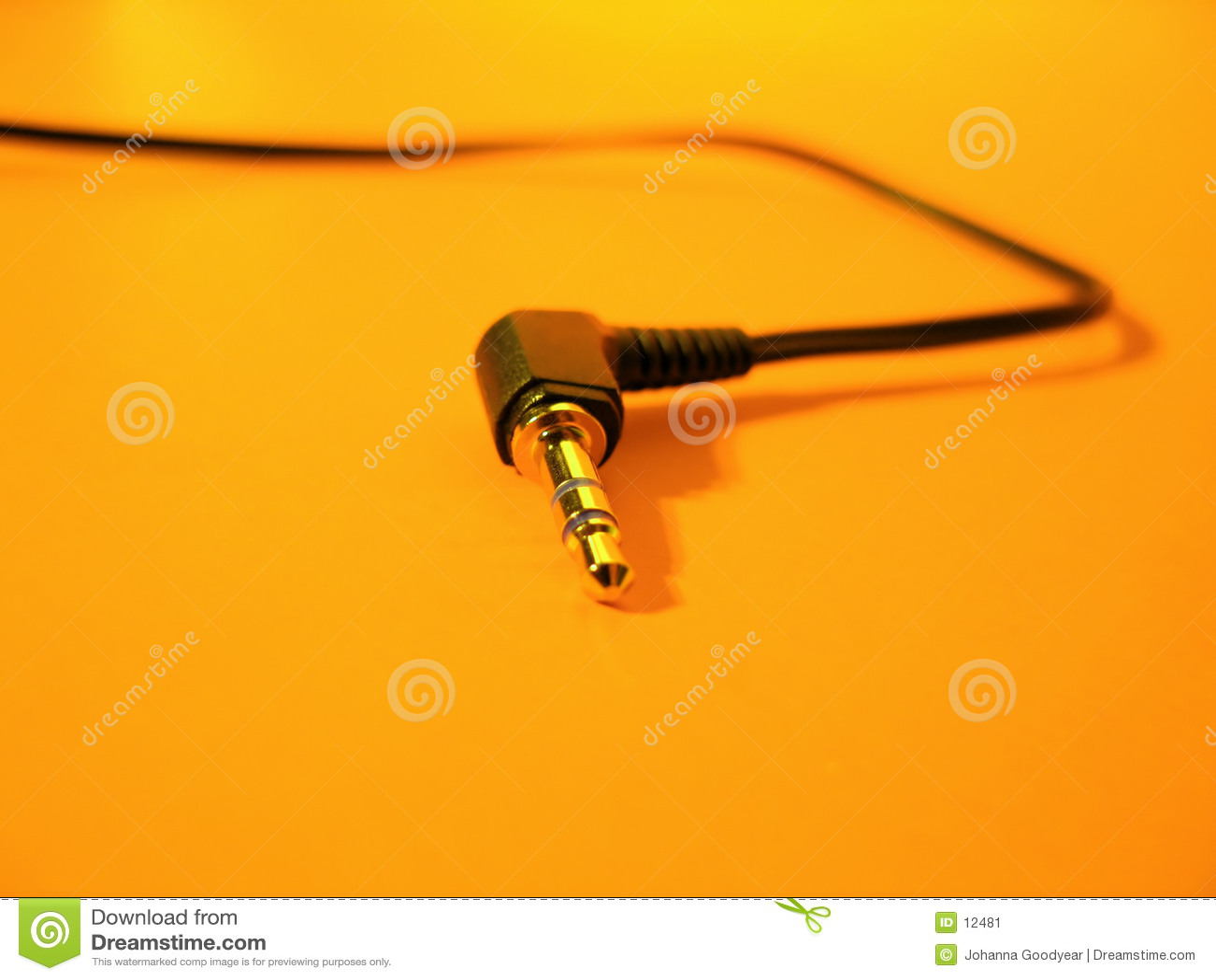 Kopfhörer-Netzkabel