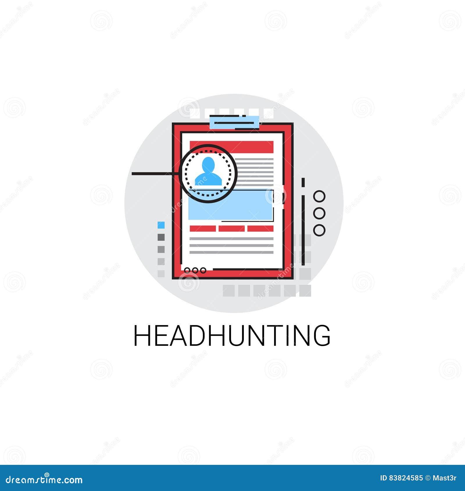 Kopfjagd Betreiben Der Curriculum Vitae Dokumenten Zusammenfassung