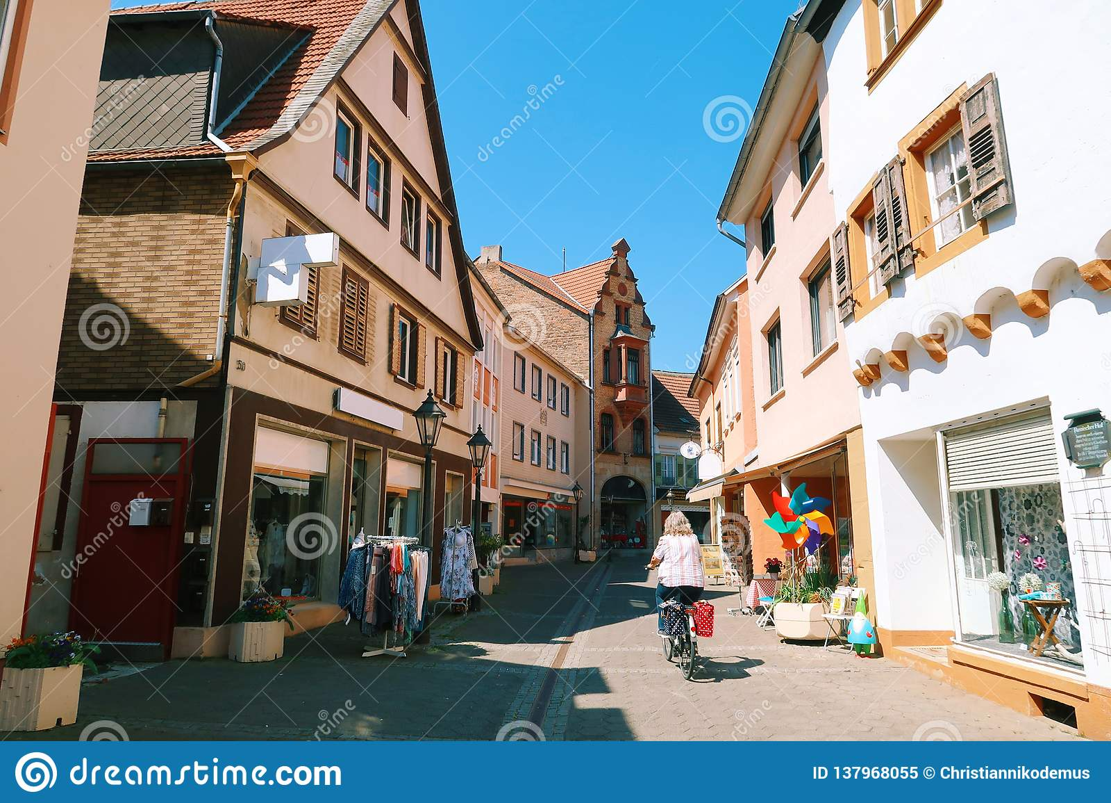 Kopfstein-Straßen in Deutschland
