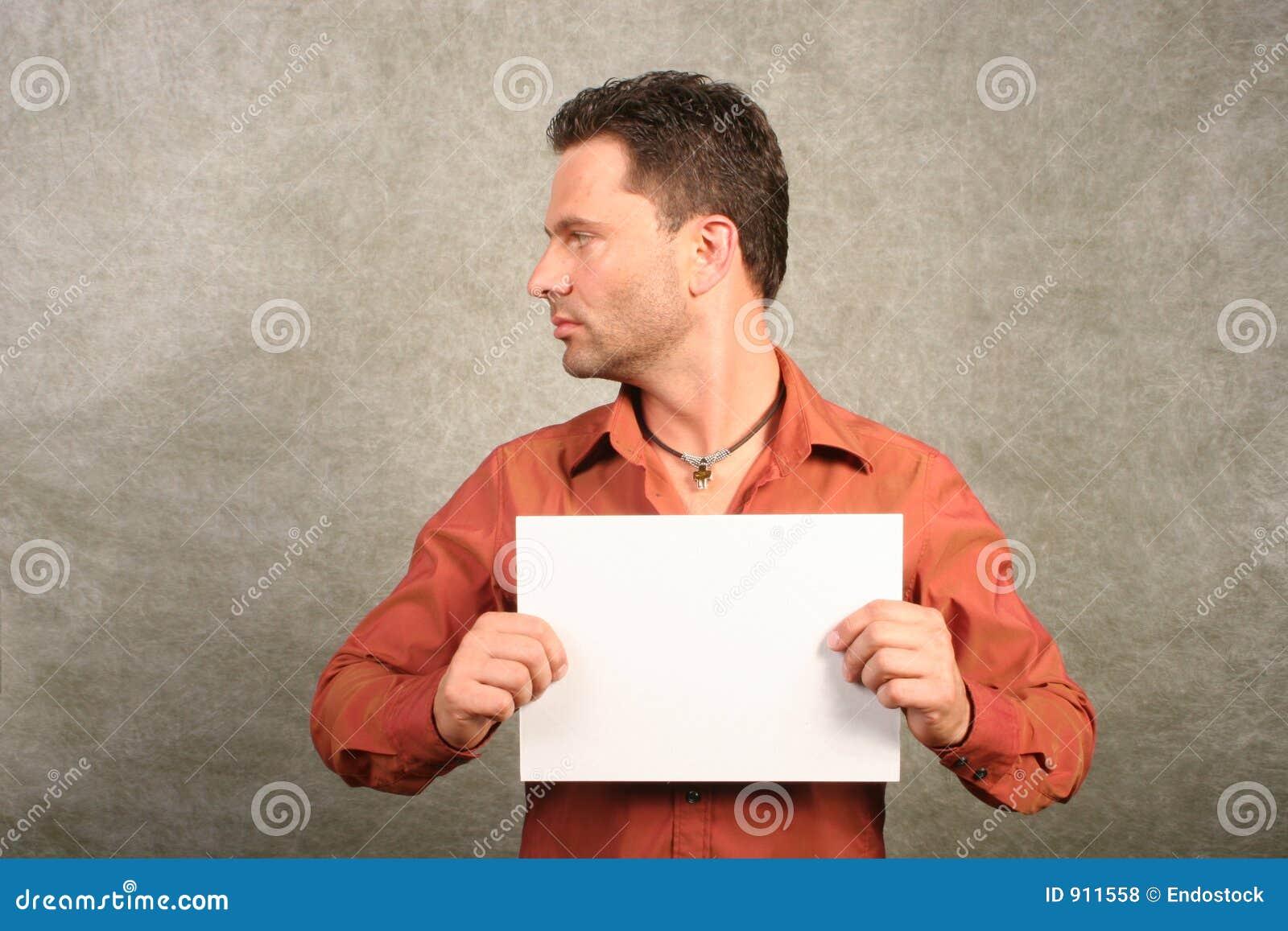 Kopia karty lewego człowiek przestrzeni white